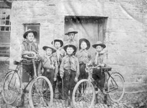 1909 Hornby Troop