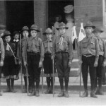4th Lancaster (Wesley) Troop - 1910