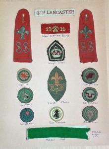 Bishop-badges