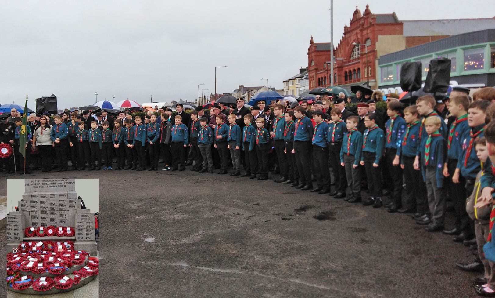 7b468c1fad5 Lonsdale Scouts » Archive » Lest We Forget