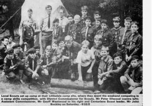 camp 1988
