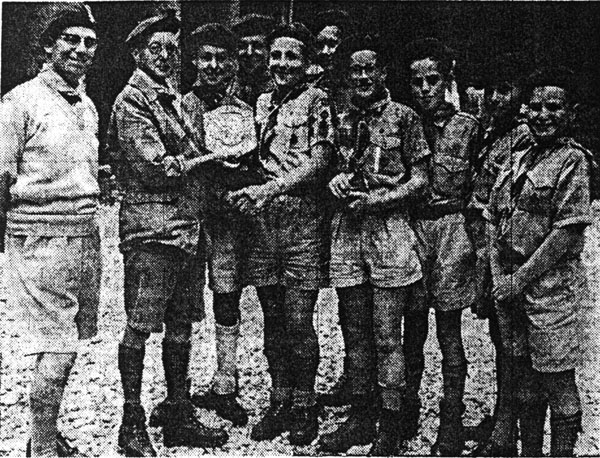Lonsdale Scouts » The City Shield